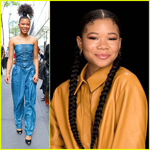 Storm Reid Reveals What She Did For Her 16th Birthday