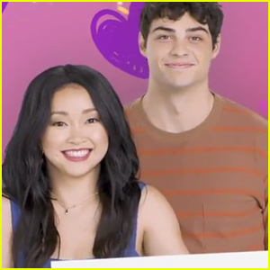 Lana Condor & Noah Centineo Reveal Premiere Date For 'To All The Boys I've Loved Before 2'