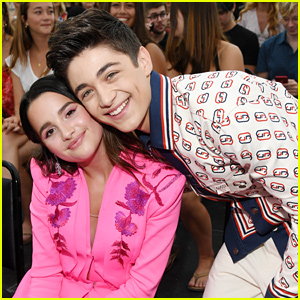 Asher Angel Teases Upcoming Project With Girlfriend Annie LeBlanc!