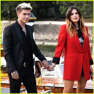 Bella Thorne & Benjamin Mascolo Make One Stylish Couple at Venice Film Festival 2019