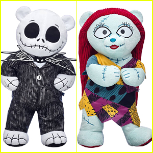 Build-A-Bear Releases New 'Nightmare Before Christmas' Mini Collection!