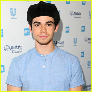 Cameron Boyce's Namesake Foundation Launches New Clothing Line With Purpose