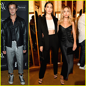 Cameron Dallas, Amelia & Delilah Belle Hamlin & More Kickoff New York Fashion Week 2019