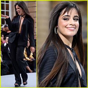Camila Cabello Slays the Runway at 'Le Defile L'Oreal Paris' Fashion Show