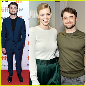 Daniel Radcliffe Calls His New Movie 'Guns Akimbo' A 'Crazy, Very Funny Action Movie'