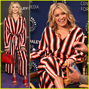 Emily Osment Talks 'Almost Family' At PaleyFest Fall Preview Event