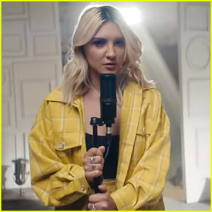 Julia Michaels Drops Inspirational Music Video For 'If You Need Me'