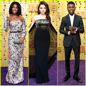 'This Is Us' Stars Lyric Ross, Hannah Zeile & Niles Fitch Step Out For Emmy Awards 2019