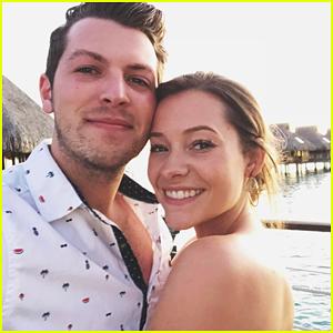 Maddie & Tae's Taylor Dye Engaged To Fellow Musician Josh Kerr!