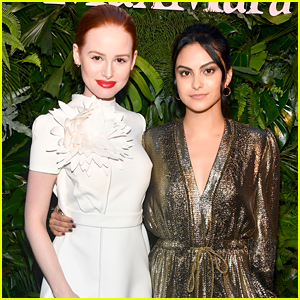 Madelaine Petsch Says She Swaps Clothes All The Time With This 'Riverdale' Co-Star