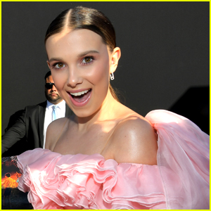 Millie Bobby Brown Ditched Her Brown Hair For This New Color!