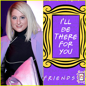 Meghan Trainor Was 'Honored' To Cover 'Friends' Theme Song - Listen Here!