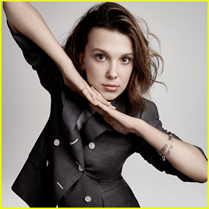 Millie Bobby Brown is The Face Of Pandora's New Jewelry Collection 'Pandora Me'