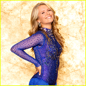 Sailor Brinkley Cook Steps Into The DWTS Ballroom With Fantastic Foxtrot!