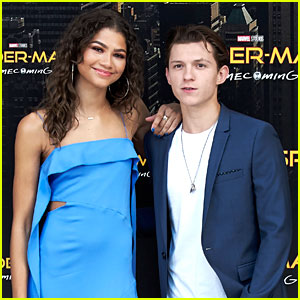 Tom Holland & Zendaya Have the Best Responses to 'Spider-Man' Film Announcement