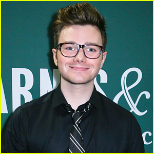 Chris Colfer Had An Argument With His Deceased Mom About The 'Land of Stories' Movies