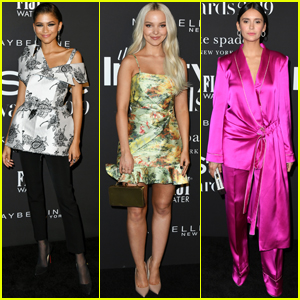 Zendaya, Dove Cameron & Nina Dobrev Get Glam For InStyle Awards 2019!