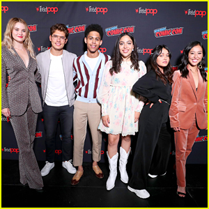 Gregg Sulkin Says 'Runaways' Crossover With 'Cloak & Dagger' Was Incredible To Work On