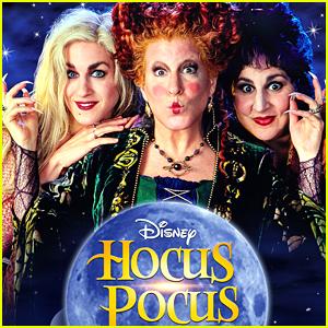 'Hocus Pocus' Could Reportedly Get a Sequel For Disney+!