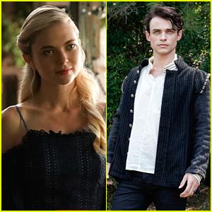 Jenny Boyd Describes Thomas Doherty's Vampire Character as 'Smolderhalder 2.0'