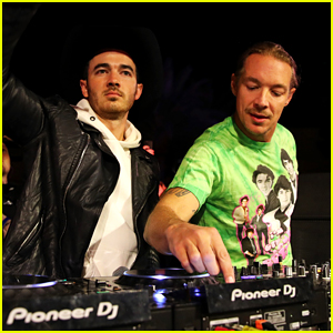 Jonas Brothers Perform a Surprise Set in Vegas at Diplo's Show