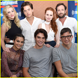 Madelaine Petsch & 'Riverdale' Cast Share Touching Memories With Luke Perry Ahead of Season Premiere