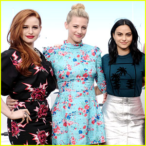 Madelaine Petsch Says She's Empowered By Her 'Riverdale' Co-Stars