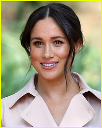 The Duchess of Sussex Gets Candid On Being A New Mother & New Royal in New Interview