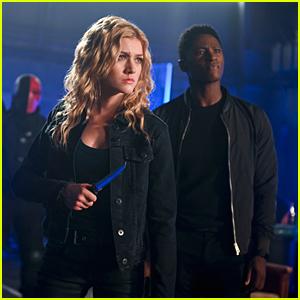 Mia & Connor Confront JJ In New Sneak Peek From Tonight's 'Arrow'