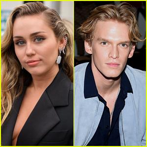 Miley Cyrus Calls Cody Simpson Her Boyfriend!