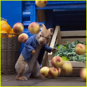 Peter Rabbit Goes On The Run In 'Peter Rabbit 2: The Runaway' Trailer - Watch Now!
