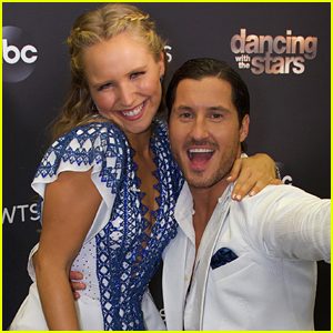 Sailor Brinkley Cook Blew Us Away With An Amazing Cha Cha on 'DWTS' Tonight!
