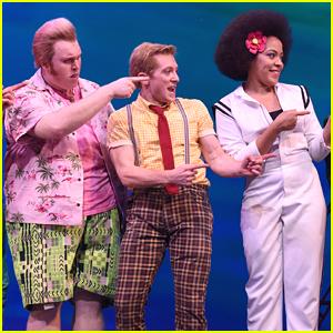 Spongebob Squarepants Broadway Musical Coming To Nickelodeon in December!