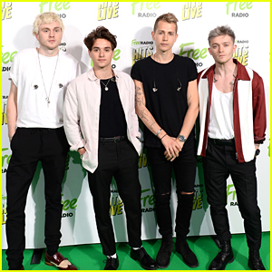 The Vamps' Group Halloween Costume Will Give You Quite A Scare!