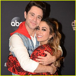 Ally Brooke Brings The Tricks For Her Charleston on DWTS Semi Finals - Watch Now!