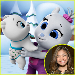 Angelica Hale Guest Stars on Disney's 'T.O.T.S.' - Check Out A First Look Clip!