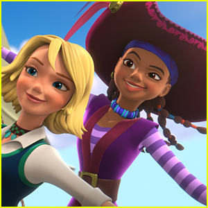Auli'i Cravalho is a Pirate in 'Elena of Avalor' - See The First Look Clip!
