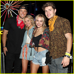 Colton Underwood Adorably Gushes About Gregg Sulkin Friendship
