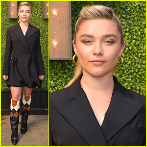 Florence Pugh Opens Up About Playing Amy March in 'Little Women'