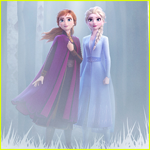 You Can Get Your 'Frozen 2' Movie Tickets Now & Listen To A Brand New Song From The Film!