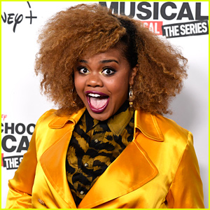 High School Musical: The Musical: The Series' Dara Renee Has OMG Moment in NYC