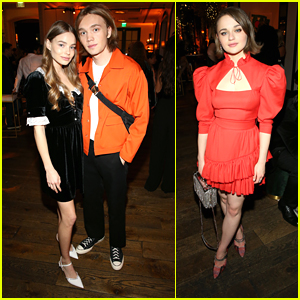 Kristine Froseth, Joey King & More Celebrate The Holidays With Hulu