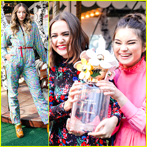 Bailee Madison, Landry Bender & Cierra Ramirez Celebrate Marc Jacobs' Daisy Fragrance in NYC