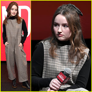 Kaitlyn Dever Chats with SAG-AFTRA Members About 'Unbelievable'
