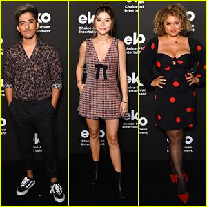 Karan Brar, G Hannelius, Rachel Crow Share New Shows at eko Premiere Event