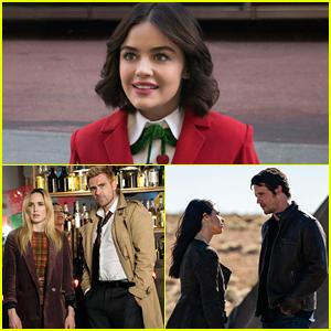 CW Sets Premiere Dates For 'Katy Keene' & More, Plus Finale Dates For 'Arrow' & 'Supernatural'