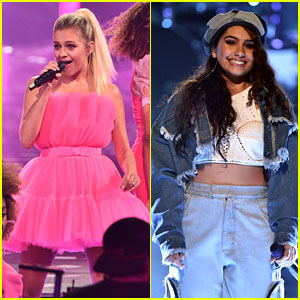 Alessia Cara & Kelsea Ballerini Performed During People's Choice Awards! (Video)