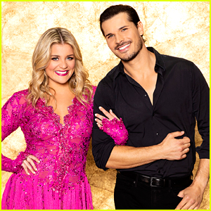 Lauren Alaina Puts Some Sass in Her Jive on 'DWTS' Week #8
