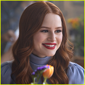 Madelaine Petsch Dishes On Cheryl Blossom Experimenting With Her Beauty Look on 'Riverdale'