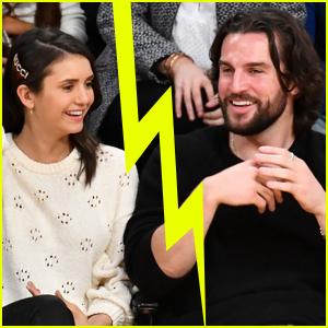 Nina Dobrev & Boyfriend Grant Mellon Break Up (Report)